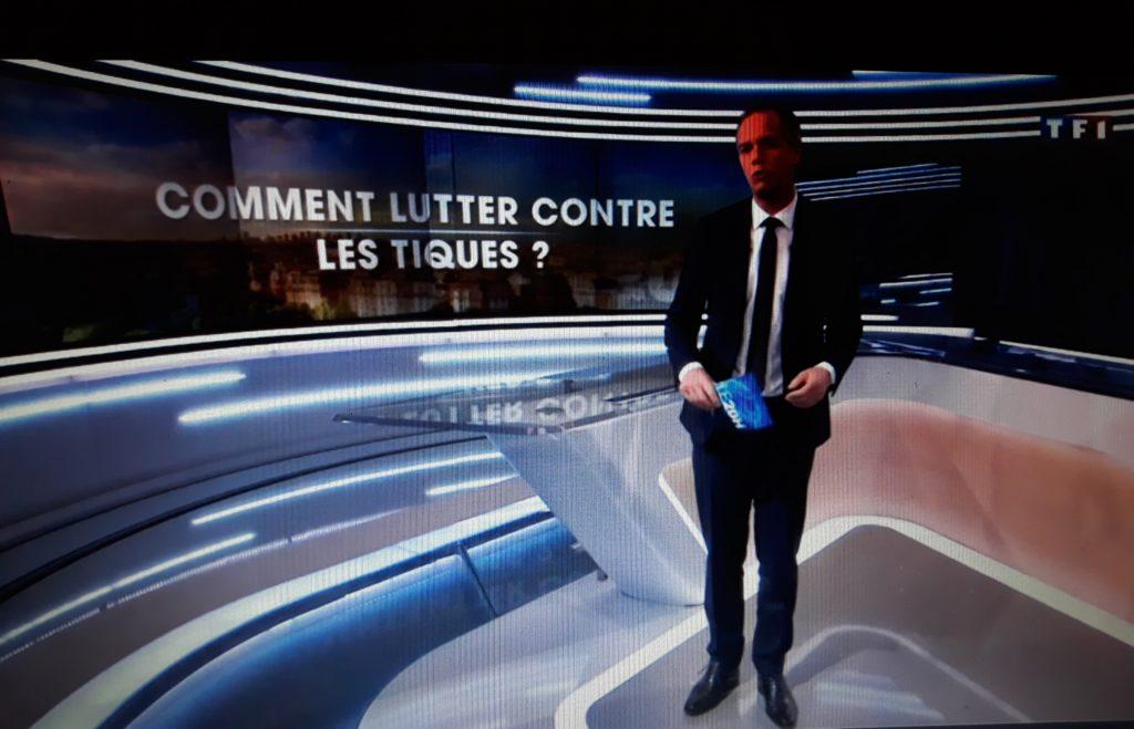 Photo journal TF1 LYME