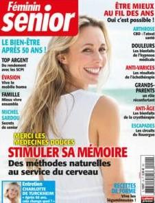 magazine féminin senior dr lallement michel cesam